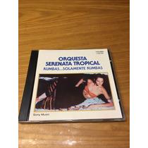 Orquesta Serenata Tropical Rumbas Solamente Rumbas Cd 1991
