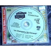 Los Alonsitos - Un Chamamé Y Un Carnaval (promo Cd Single)
