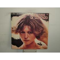 Silvana Di Lorenzo Como Siempre Disco Lp Argentino