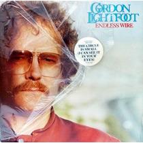 Gordon Lightfoot - Endless Wire Lp Vinilo Importado