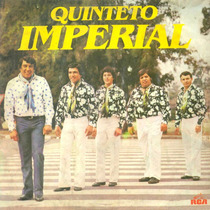 Cd De Quinteto Imperial - Año 1983 Para Coleccionistas !!!