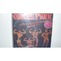Lp Vinilo Grand Funk - Todas Las Chicas Del Mundo Cuidado