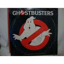 Longplay Disco Vinilo Banda Original Ghostbusters Cazafantas