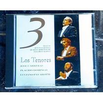 Los Tenores 3: Carreras, Placido Domingo, Pavarotti - Caras