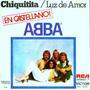 Abba - Chiquitita - Luz De Amor Simple Con Tapa