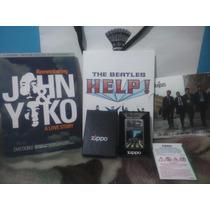 Pack Lote The Beatles / John And Yoko - Dvds Y Cds