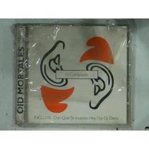 Cd Oid Mortales 2 El Compilado Chiquetere Band Dj Dero El Sa