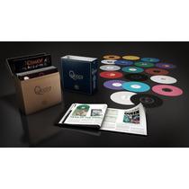 Queen Complete Studio Albums Box Set (18 Vinilos)