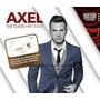 Cd+dvd Axel Tus Ojos Mis Ojos Deluxe. Nuevo/ Original