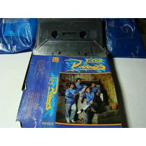 Los Dinos Idem 1989 Argentina Cassette