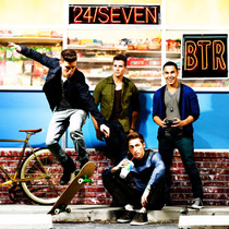 Big Time Rush - 24/seven.! Cd Nuevo Sellado 2013.!!!