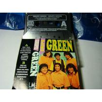 Grupo Green Idem 1992 Argentina Cassette