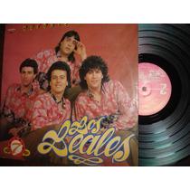 Los Leales Vol 7 Lp Vinilo(quedate Mi Amor)dialogomusical