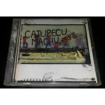 Catupecu Machu (cd) A Morir (arg) Librito Gastado