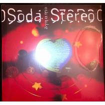 Soda Stereo / Dynamo / Vinilo Lp Reedicion 2015 Nuevo