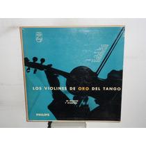 Francini Stamponi Violines De Oro Tango Vinilo Argentino