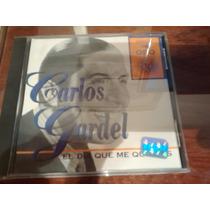 Carlos Gardel - El Dia Que Me Quieras (disco De Oro)