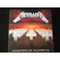Metallica - Master Of Puppetz Vinilo Nuevo Importado Usa