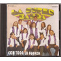 La Super Banda Cd Con Toda La Fuerza 1996 Cumbia Retro Nuevo