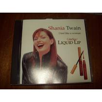 Shania Twain. I Feel Like A Woman. Promo Revlon Acepto Mp