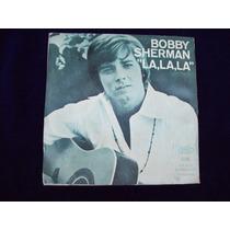 Disco Vinilo Simple De Bobby Sherman