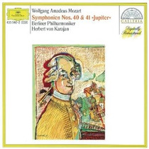 Mozart: Symphonies #40 & 41 (cd) Edición Usa