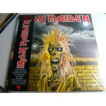 Iron Maiden Lp Picture Disc Vinyl Edicion Limitada Sellado