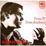 Rodolfo Beban - Poema 20 / No Me Abandones- Simple Tapa 1966