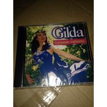Gilda-corazón Valiente-cd Nuevo+cd Pibes Chorros De Regalo!!