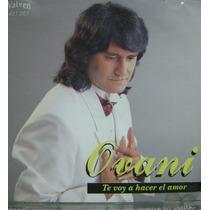 Ovani-cumbia De Los 90-cd Difusion-joyita