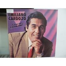 Emiliano Cardozo Gracias Chamame Vinilo Argentino