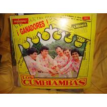 Vinilo Los Cumbiambas Ganadores P3