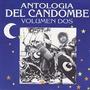Antologia Del Candombe Volumen 2 - Cd- Nuevo- Cerrado!
