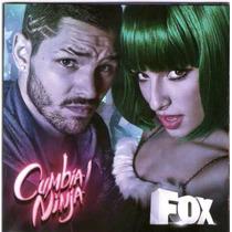 Cumbia Ninja - Volumen 3.! Cd Original 2015.!!!