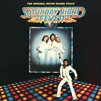 Bee Gees Saturday Night Fever Vinilo Importado 180 Gramos