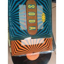 Soda Stereo Vinilo Rex Mix Insert Vg Vg