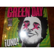 Green Day Uno Vinilo Lp Importado Nuevo Sellado