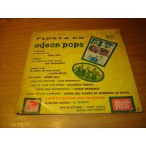Fiesta En Odeon Pops Lp En Mal Estado Wawanco Baby Bell