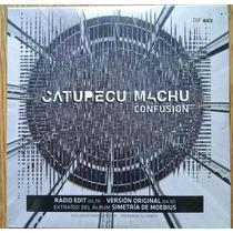 Cd Catupecu Machu Confusion - Promocional Nuevo