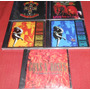 Lote Cd Guns N Roses Discos De Estudio Sellados