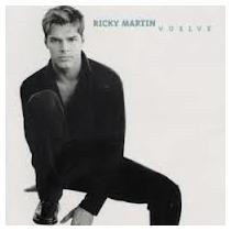 Ricky Martin Cd: Vuelve ( Argentina )