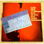 U2 Bajo Un Cielo Rojo + Bonus Entrada River. Vinilo 9 Ptos