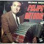 Felipe Antonio-caracteristica-alma Mia-vinilo