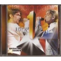 Cd. Claudio Basso Y Pablo Tamagnini Operación Triunfo Arg.