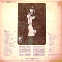 Cat Stevens - Catch Bull At Four - Lp Original Año 1973