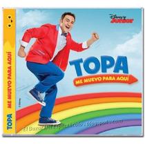 Topa Me Muevo Por Aquí Cd Original Clickmusicstore Promo 5x1