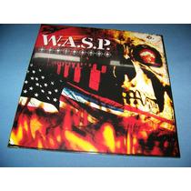 Wasp Dominator Vinilo Nuevo Limited Edition Germany