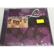 Cd Los Linces Grandes Éxitos Nuevo +cd De Regalo Bersuit