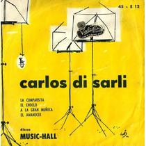 Carlos Di Sarli Simple Doble Con Tapa