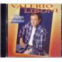 Valerio Liboni-un Cantautore- Musica Italiana - Cd Italia
